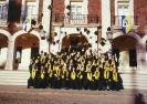 Graduación de Ingenieros Civiles, 2001.