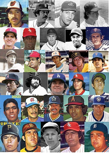 MEXICANOS EN MLB