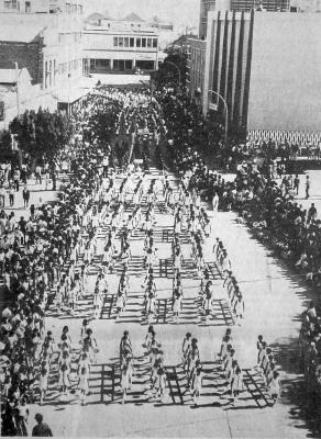 imagenes - Categoría: Historia de Hermosillo - Imagen: Desfile 20 de  Noviembre